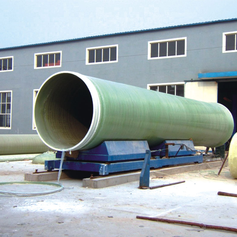 High Strength fiber glass epoxy FRP GRP Pipe price