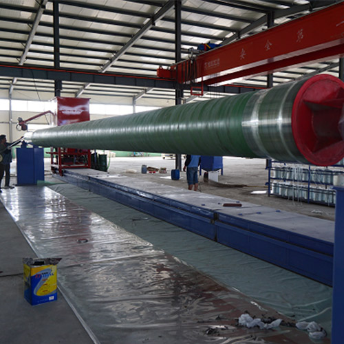 GRE GRP fiberglass composite pipe filament winding machine supplier